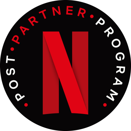 Netflix Post Partner Program (NP3)